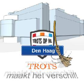 Den Haag is trots op Nederland
