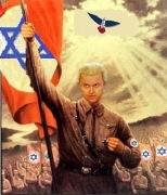 Geert Wilders PVV – De vlag halfstok op school