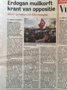 Erdogan media