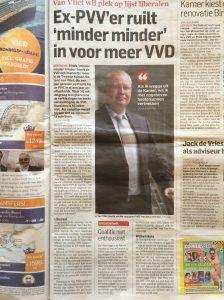 PVV vliet