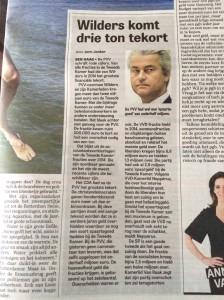 Wilders donder