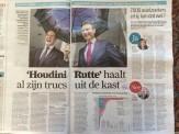 Illegaal VVD PvdA