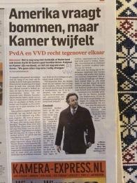 Afbeeldingsresultaat voor falend nederland in Syrië Beleid