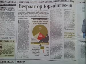 Telegraaf AD 19.10.2017
