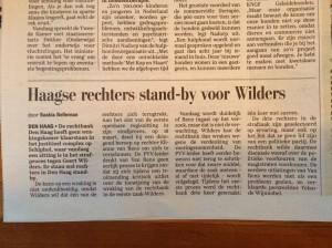 Wilders a