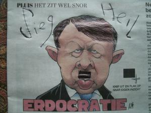 Sieg heil Erdoğan.