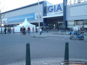 Stemlocatie Zichtenburg Den Haag